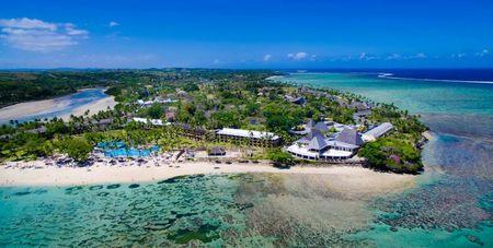 Shangri-La's Fijian Resort & Spa Cover Picture