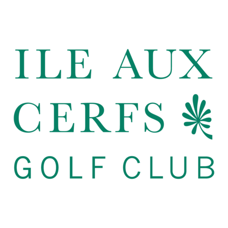 Logo of golf course named Ile Aux Cerfs Golf Club