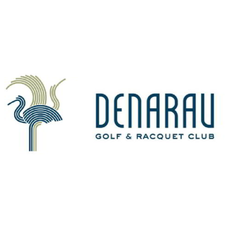 Logo of golf course named Denarau Golf & Racquet Club