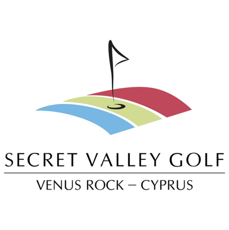 Logo of golf course named Secret Valley Golf Club