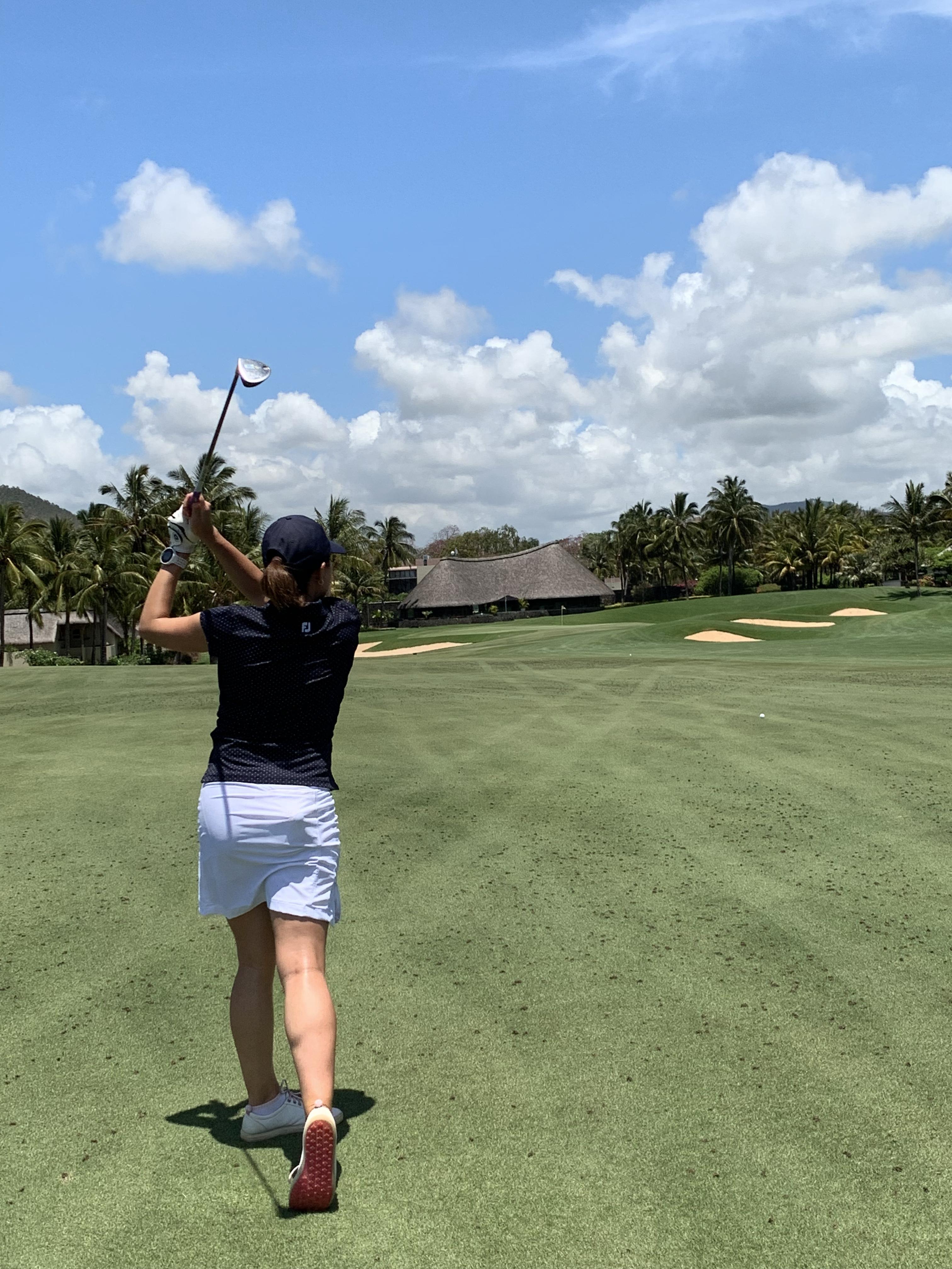 Avatar of golfer named Catherine Challulau