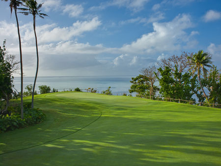Laucala golf club cover picture