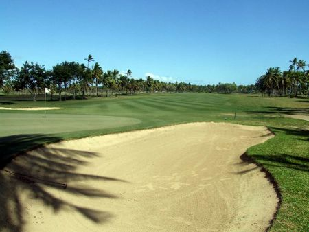 Nadi Airport Golf Club Cover Picture