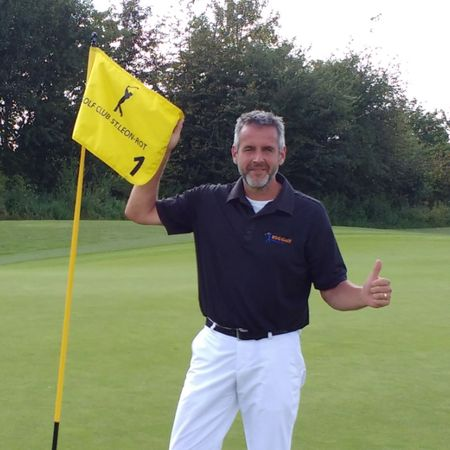 Avatar of golfer named Klaus Jaros