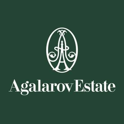 Logo of golf course named Agalarov Golf and Country Club