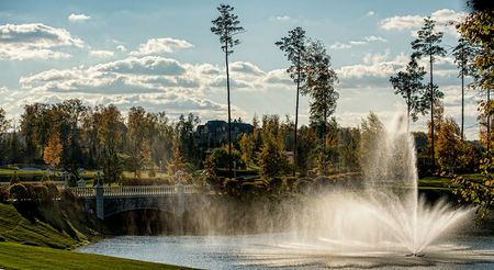 Overview of golf course named Agalarov Golf and Country Club
