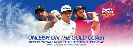Hosting golf course for the event: Australian PGA Championship