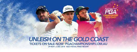 Australian PGA Championship Cover
