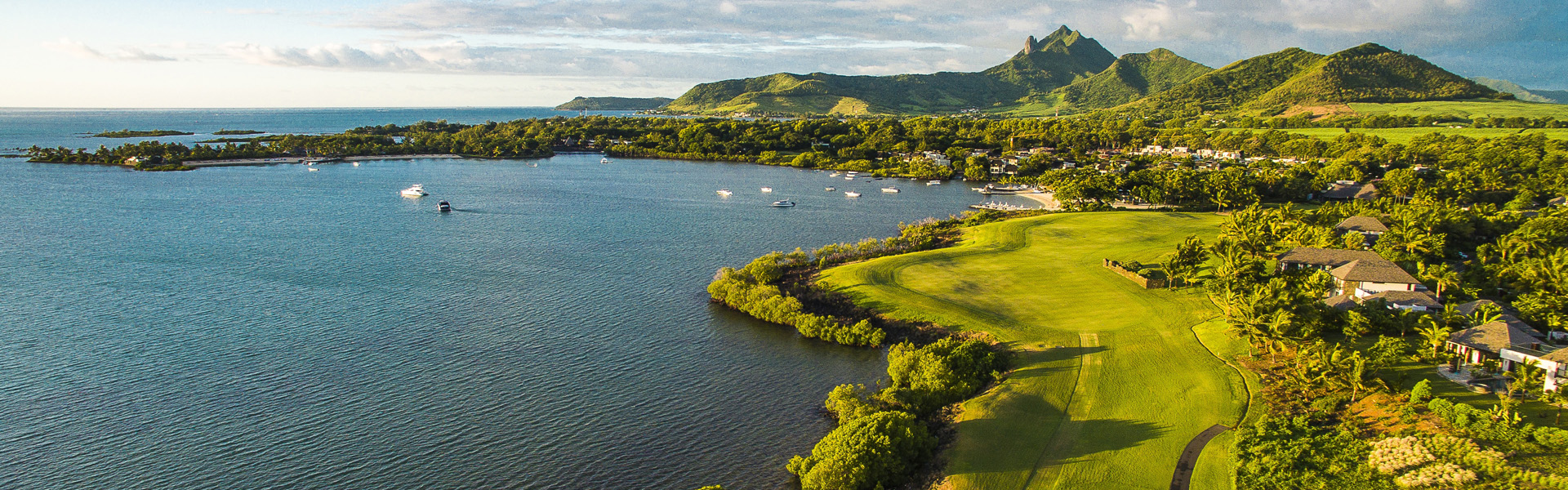 Cover of golf event named Afrasia Bank Mauritius Open at Anahita