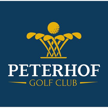Logo of golf course named Peterhof Golf Club