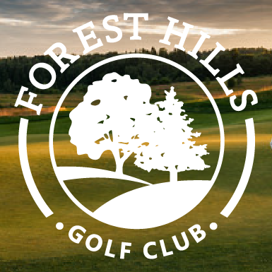 Logo of golf course named Forest Hills Golf Club