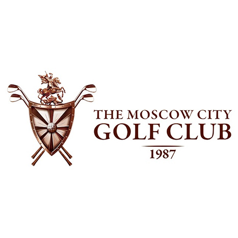 Logo of golf course named Moscow City Golf Club