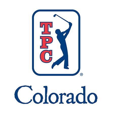 Logo of golf course named TPC Colorado