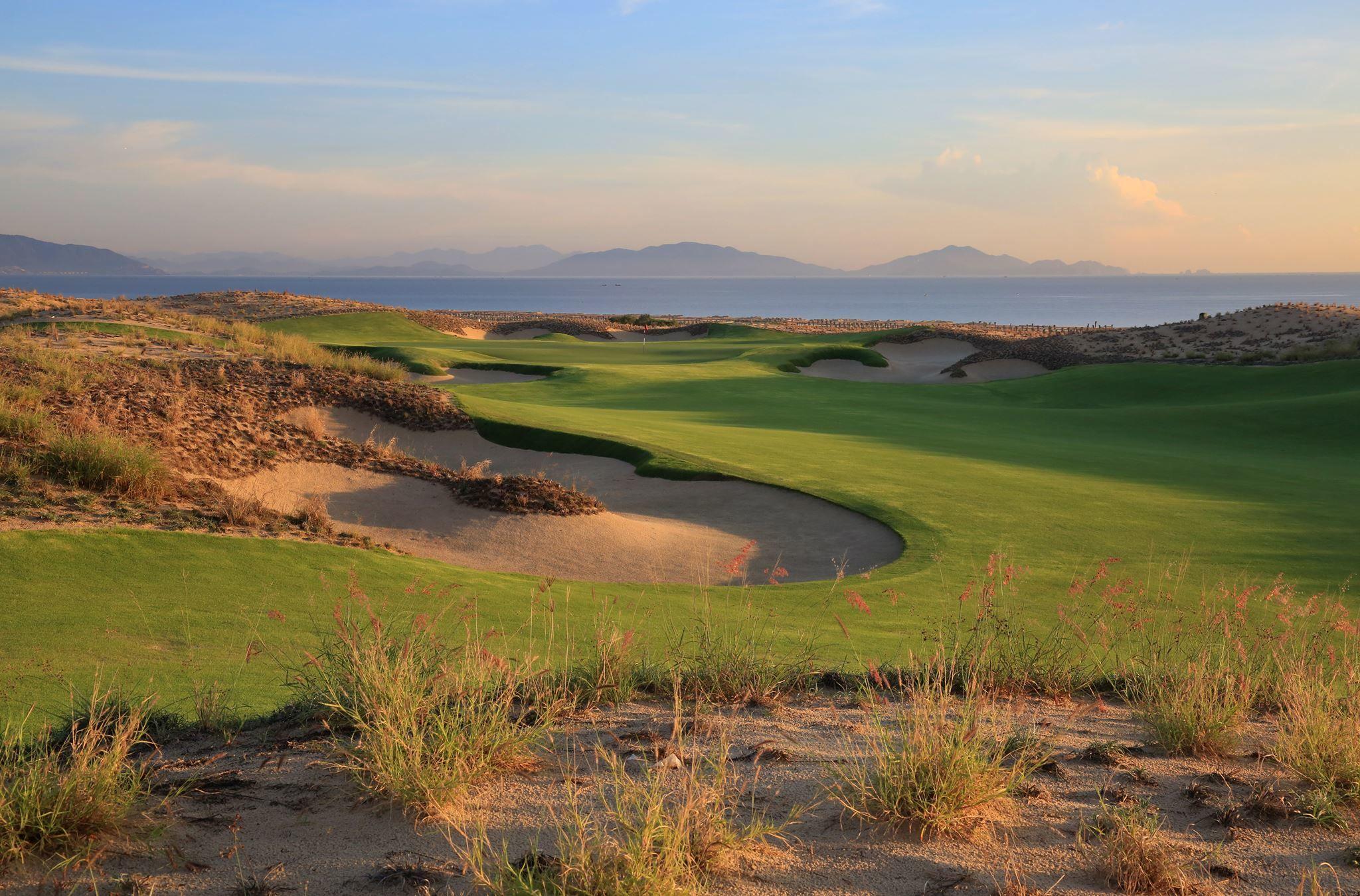 KN Golf Links Cam Ranh - Links Course   All Square Golf