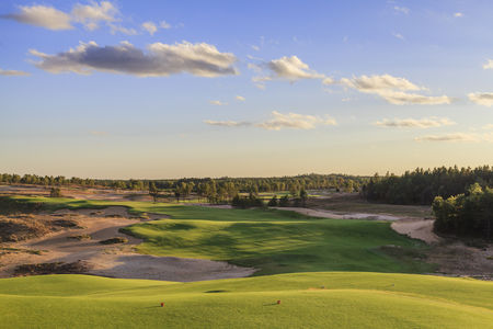 Overview of golf course named Sand Valley Golf Resort - Sand Valley Course