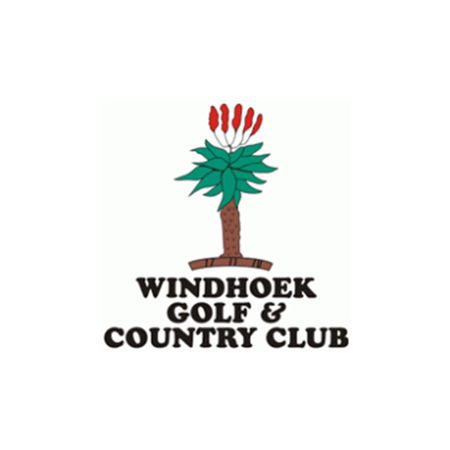 Logo of golf course named Windhoek Golf and Country Club