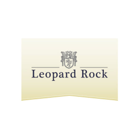 Logo of golf course named Leopard Rock Golf Club