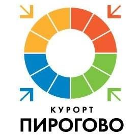 Logo of golf course named Pirogovo Resort