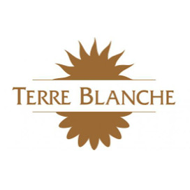 Logo of golf course named Terre Blanche Hotel Spa Golf Resort - Le Riou