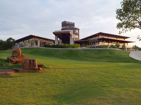 Overview of golf course named Mountain Creek Golf Resort And Residences