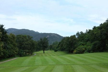 Bhumibol Dam Golf Club Cover Picture