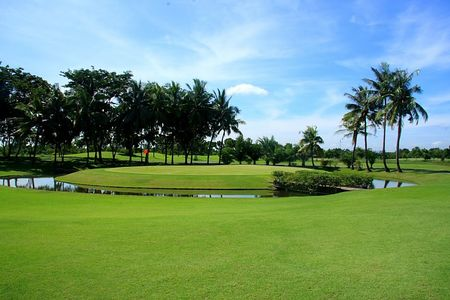 Overview of golf course named Northern Rangsit Golf Club
