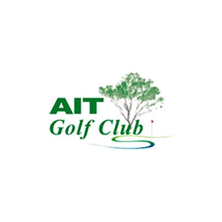 Logo of golf course named Ait Golf Club
