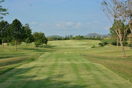 Overview of golf course named Artitaya Country Club (Bangkok Royal Country Club)