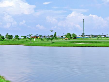 Overview of golf course named Ayutthaya Golf Club