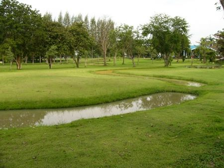 Chaophraya Dam Golf Course Cover Picture