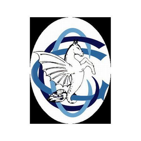 Logo of golf course named Chiangmai Gymkhana Club Golf Course