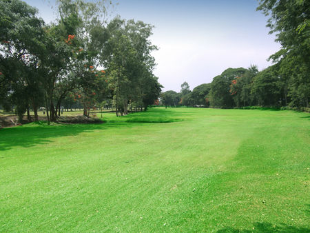 Chiangmai Gymkhana Club Golf Course Cover Picture
