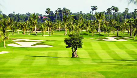 Overview of golf course named Chuan Chuen Golf Club