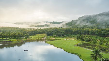 Gassan Khuntan Golf and Resort Cover