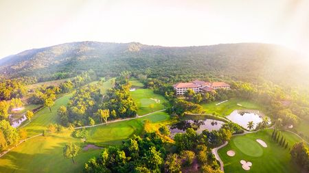 Hillside Country Home Golf and Resort Cover