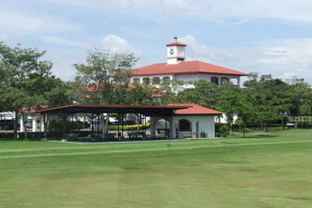 Overview of golf course named Kiarti Thanee Country Club