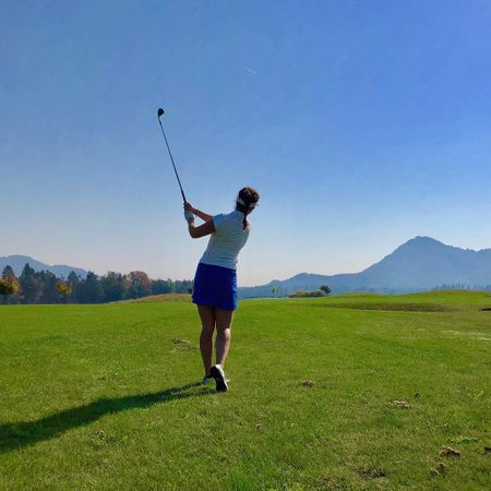 Avatar of golfer named Fatima Carriles