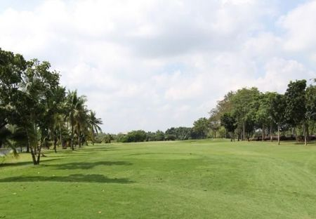 Overview of golf course named Krisda City Golf Hills