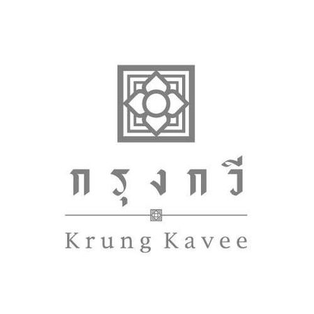Logo of golf course named Krung Kavee Golf Course and Country Club Estate