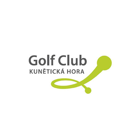 Logo of golf course named Golf and Spa Kuneticka Hora