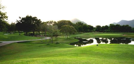 Overview of golf course named Mida Golf Club (The Lion Hills Golf and Country Club)