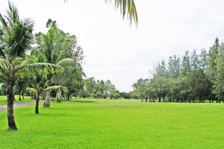 Overview of golf course named Muang Ake Golf Course