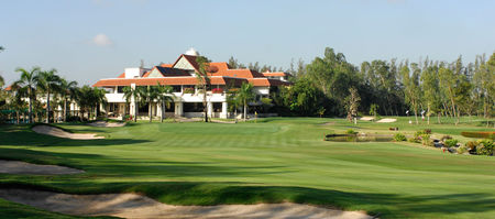 Muang Kaew Golf Course Cover Picture