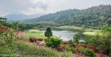 Overview of golf course named Wangjuntr Golf Park