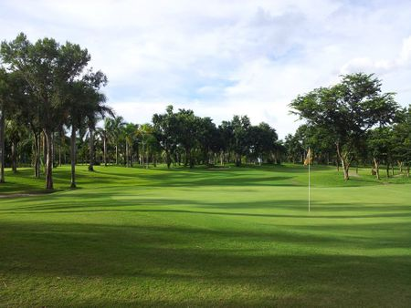 Overview of golf course named Victory Park Golf and Country Club