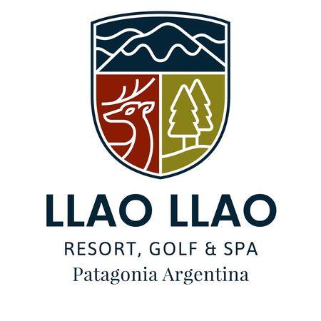 Logo of golf course named Llao Llao Golf Course