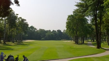 Overview of golf course named Subhapruek Golf Course