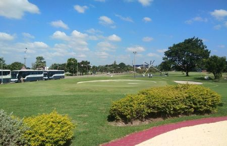 Overview of golf course named Suranaree Golf Club