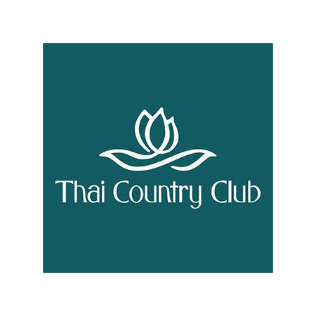 Logo of golf course named Thai Country Club