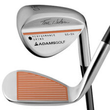 Thumb of Wedge Tom Watson Black Nickel  from Adams
